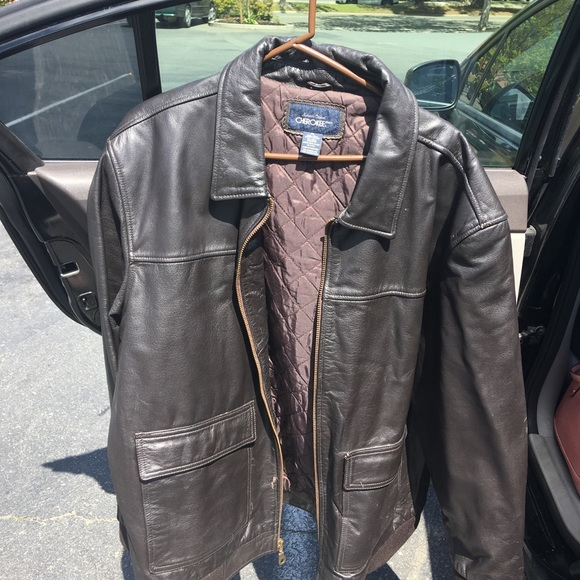 a1dd32fdd424 Cherokee Leather Jacket